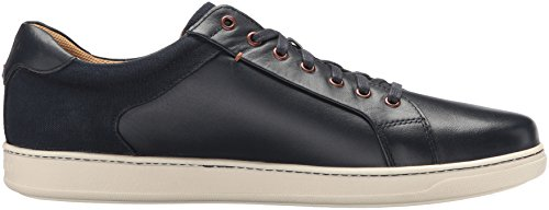 Sneaker Blu Scuro In Pelle Di Cole Haan Mens Shapley Ii