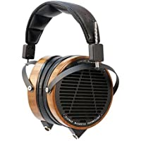 AUDEZE LCD-2 High-Performance Planar Magnetic Headphones with Travel Case, 5Hz to 20kHz Frequency Response, 70Ohms Impedance, Bamboo and Lambskin Leather