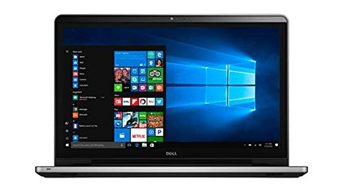 "2017 Newest Dell Inspiron 17.3"" FHD Touchscreen Signature Laptop, Intel Core i7-6500U, 16GB RAM, 1TB HDD, DVD, Backlit keyboard, HDMI, Bluetooth, 802.11ac, DVD, HD Webcam, Windows10-MaxxAudio Pro"