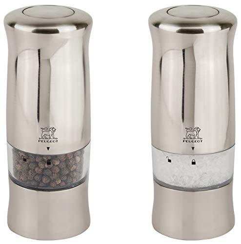 Peugeot Zeli Duo Pepper and Salt Mill, 5-1/2
