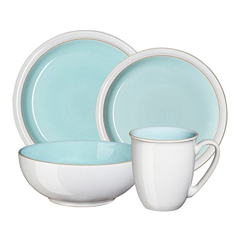 Denby USA Set, Blend Azure 4 Pc