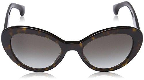 f7f5481a5b Prada Women s PR 15QS Portrait Oval Sunglasses  Amazon.co.uk  Clothing
