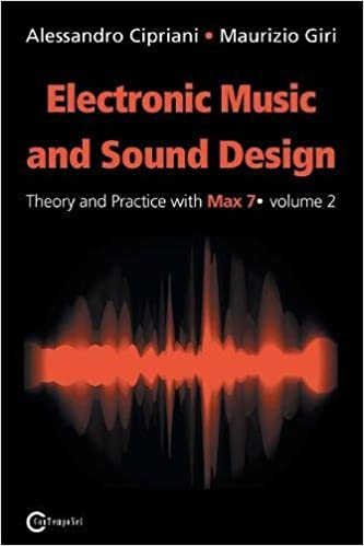 Volume 2 Theory and Practice with Max 7 Second Edition Electronic Music and Sound Design