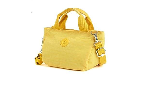 Kipling Sugar SII Small Handbag in Canary Yellow: Handbags ...
