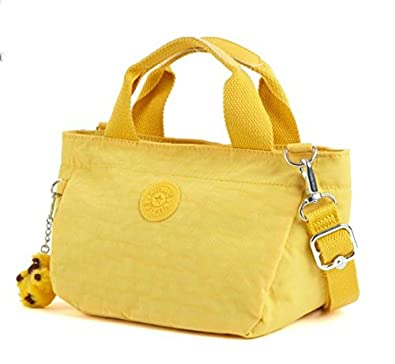 Kipling Sugar SII Small Handbag in Canary Yellow: Handbags ...