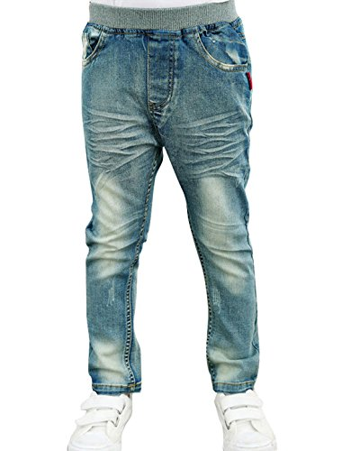 uxcell-boy-elastic-waist-slant-pockets-distressed-jeans-allegra-kids-blue-7