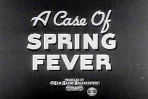 Mechanical Energy: A Case of Spring Fever (1940) - Fever Suspension