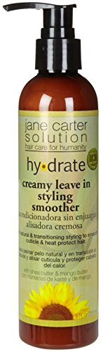 Jane Carter Solution Natural (Jane Carter Solution Creamy Leave-in Styling Smoother, 8 Ounce)
