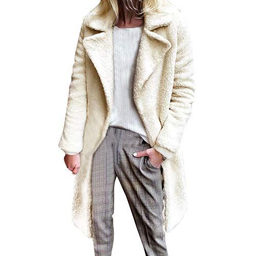COTTONI-Coat Winter Jackets for Women,Jackets for Women,Sports Jackets for Men,Jackets for Men,Cable Knit Sweater Women,White,XXXL