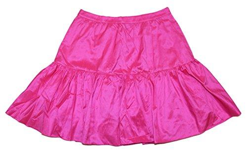 Polo Ralph Lauren Black Label Womens Silk Pink Dress Tutu Evening Skirt 6