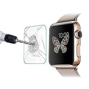 Protector de pantalla para reloj inteligente Apple iWatch serie 1/2/3, paquete