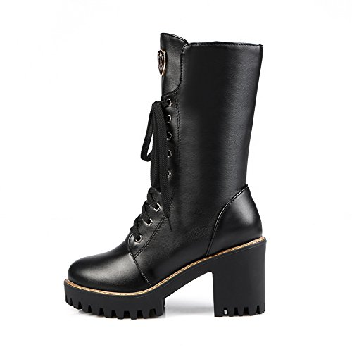 Black Women's 1to9 High Shoe Shoe 1to9 Black High 1to9 Women's TEIw5E