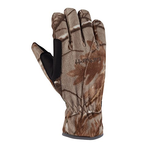 Carhartt Men's  Fleece Work and Hunting Glove, Xtra, ()