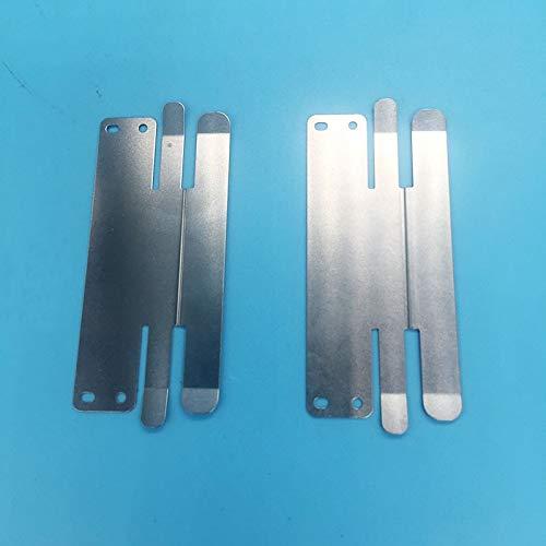 (Printer Parts 2PCS Yoton Media Guide Plate for Yoton JV33 JV5 TS3 Inkjet Printer dx5 Head Paper Pressure clamp Paper Media Plate)