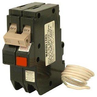 EATON CUTLER HAMMER CH220GF Type CH 5mA GFI Breaker 20A/2 Pole 120/240V 10K