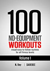 The 100 Workouts Book is for everyone who wants to stay active, get fit, build muscle tone and/or shed extra weight in the home environment without acquiring any extra equipment. Be in complete control of your fitness. No more worrying...