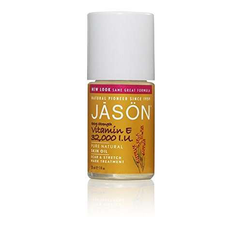 Jason Vitamin E 32,000iu Oil Scar & Stretch Mark Treatment 33ml