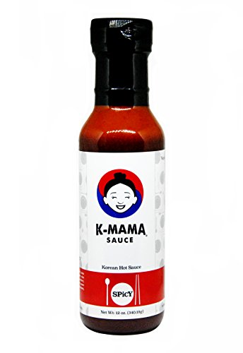 K-Mama All-Purpose Gochujang Korean Hot Sauce: Spicy