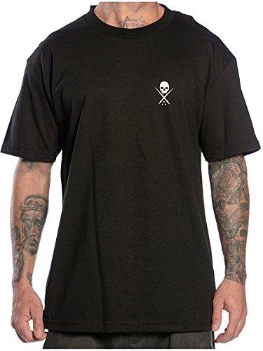 Sullen T-Shirt FA16 Standard Issue Schwarz