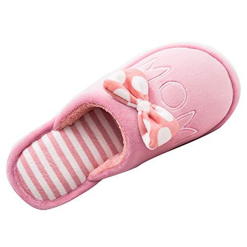 Pantoufles Pantoufles Maison Doux Chaussures Rouge Mignon Femmes Hommes GladiolusA Intérieur qWXvU8axw