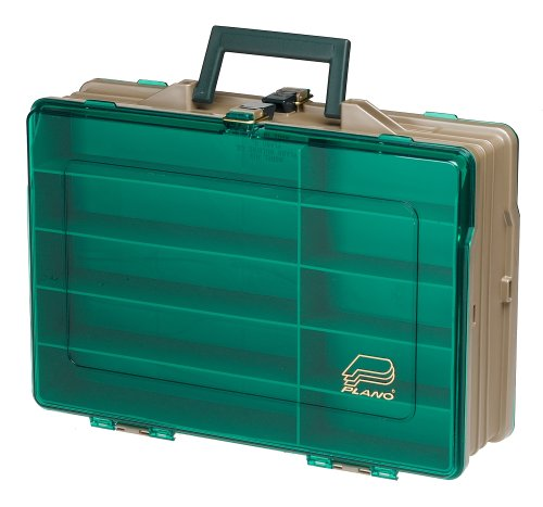 Plano Double Sided Tackle Box, Outdoor Stuffs