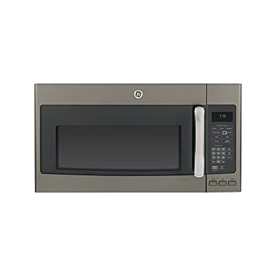 Click for GE JVM7195EFES 1.9 Cu. Ft. Slate Over-the-Range Microwave