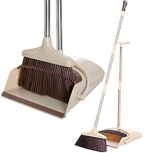 Compare Price To Broom And Long Handled Dust Pan
