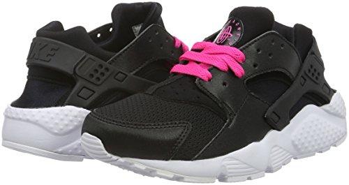 Zapatillas Running Nike Negro black Mujer Blast Run gs De pink White Huarache Para rtptX