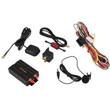 TOOGOO(R) GSM GPRS GPS de localizacion de la alarma del coche: Amazon.es: Electrónica