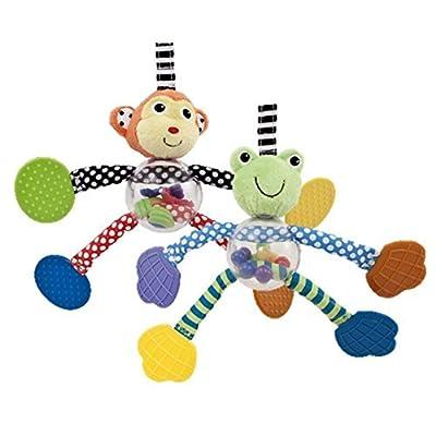 Sassy Hug 'N Tug Friend Toy : Baby