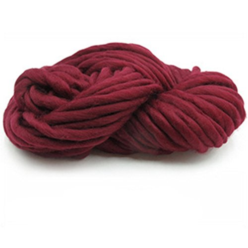 Pure Cashmere Knitting Yarn 250g for Hand & Machine Knitting (Cotton Yarn Sugar And Cream Cones)