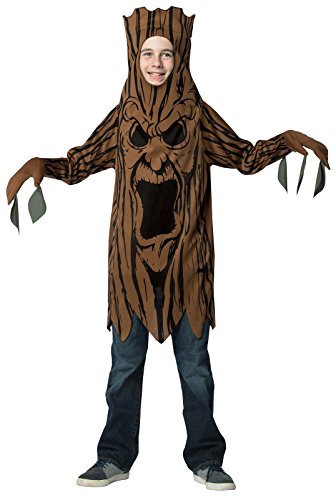 Scary Tree Child Costume - (Scary Tree)