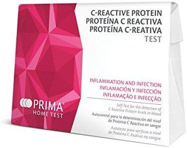 Prueba de Proteína C-Reactiva (PCR) Mediante Determinación Semicuantitativa