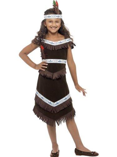 Smiffys Native American Inspired Girl Costume
