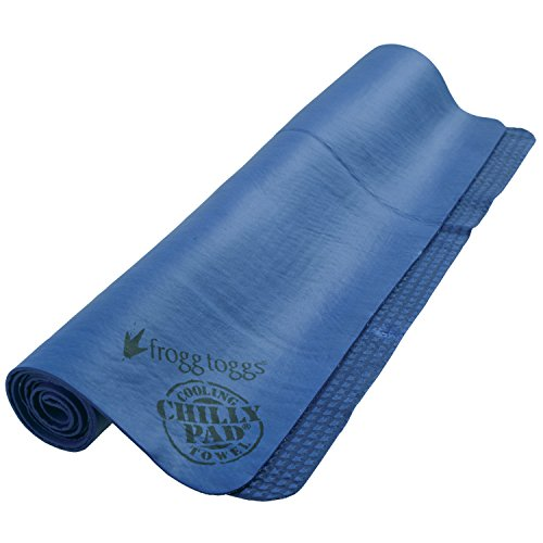 Frogg Toggs The Original Chilly Pad Cooling Towel, Varsity Blue