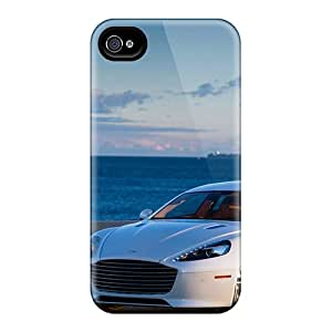 SherrilClaudette Cases Covers Protector Specially Made For Iphone 6 2014 Aston Martin Rapide S Sport Car