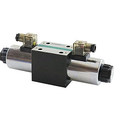 cetop 5 Max v/álvula hidr/áulica 315/Bar NG10/ Magn/ético V/álvula v/ías V/álvula a de B de p de T cerrado