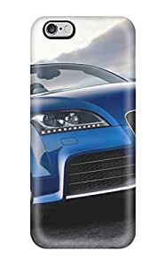 Durable Protector Case Cover With Audi Ttrs Blue Front Hot Design For Iphone 6 Plus