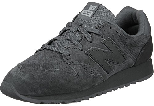 New Balance U520BC Unisex Sneakers (Grey) Grau