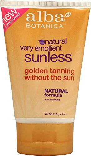 Alba Sunless Golden Tanning Lotion -- 4 fl oz - Alba Tan Tanning Lotion