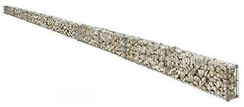 Grille De Mur Hauteur De 20 Cm Max Gabion De 464 M De Long