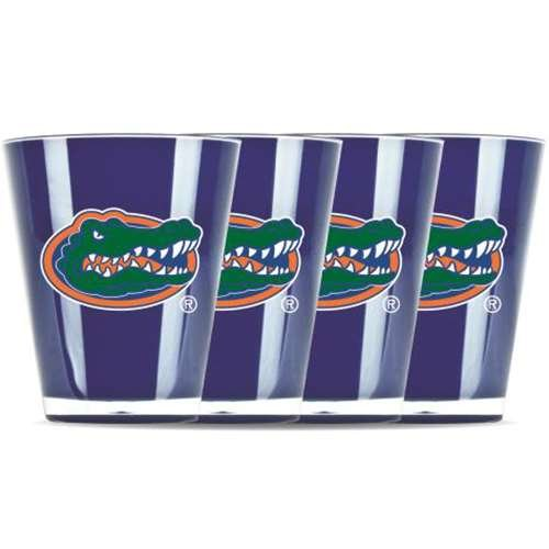 Florida Gators Shot Glass - 4 Pack