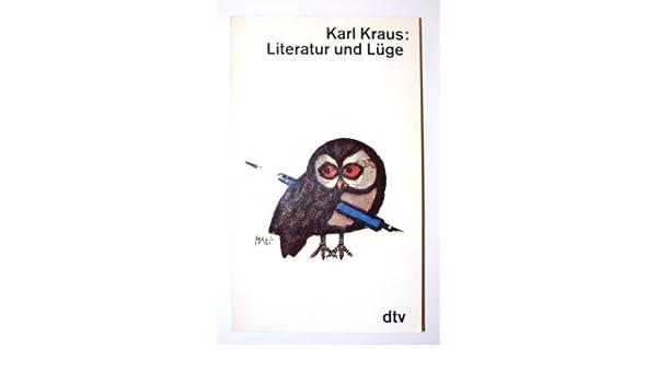 Background on Karl Kraus