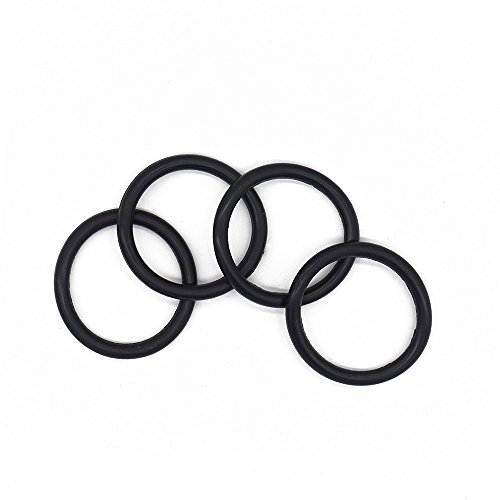 4 Pack Bumper Fender Quick Release Bands Rubber O Rings