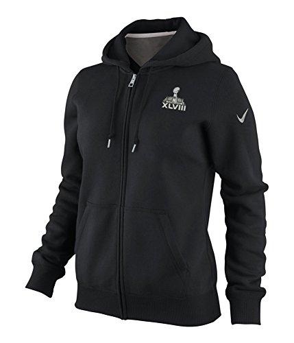 Nike Womens Super Bowl XLVIII Tailgator Hoodie Sweatshirt...