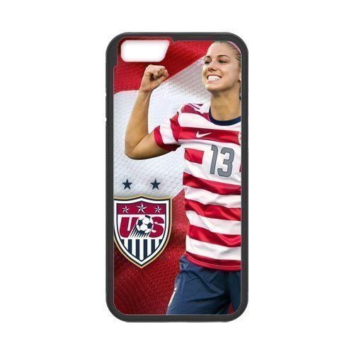 AMY? iPhone 5 5s Hard Plastic Phone Case Cover OF Alex Morgan