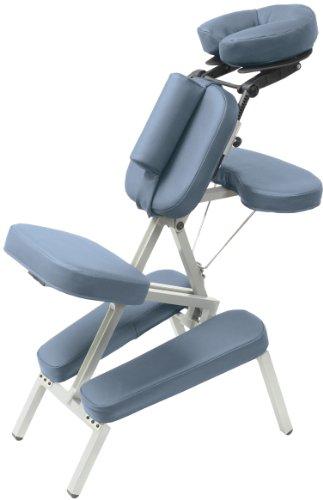 Custom Craftworks Melody Massage Chair, Agate Blue