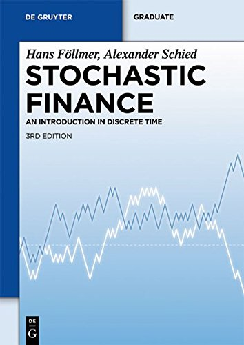 Stochastic Finance (De Gruyter Textbook)