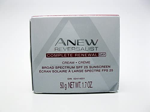 Anew Reversalist Complete Renewal Day Cream with SPF 25
