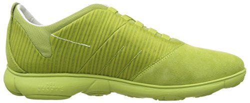 Geox lime Zapatillas U Nebula Para Verde Greenc3015 Hombre F fOxvRf